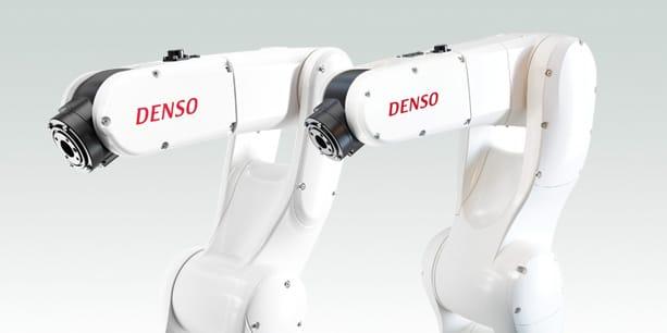 DENSO robotter til industrien