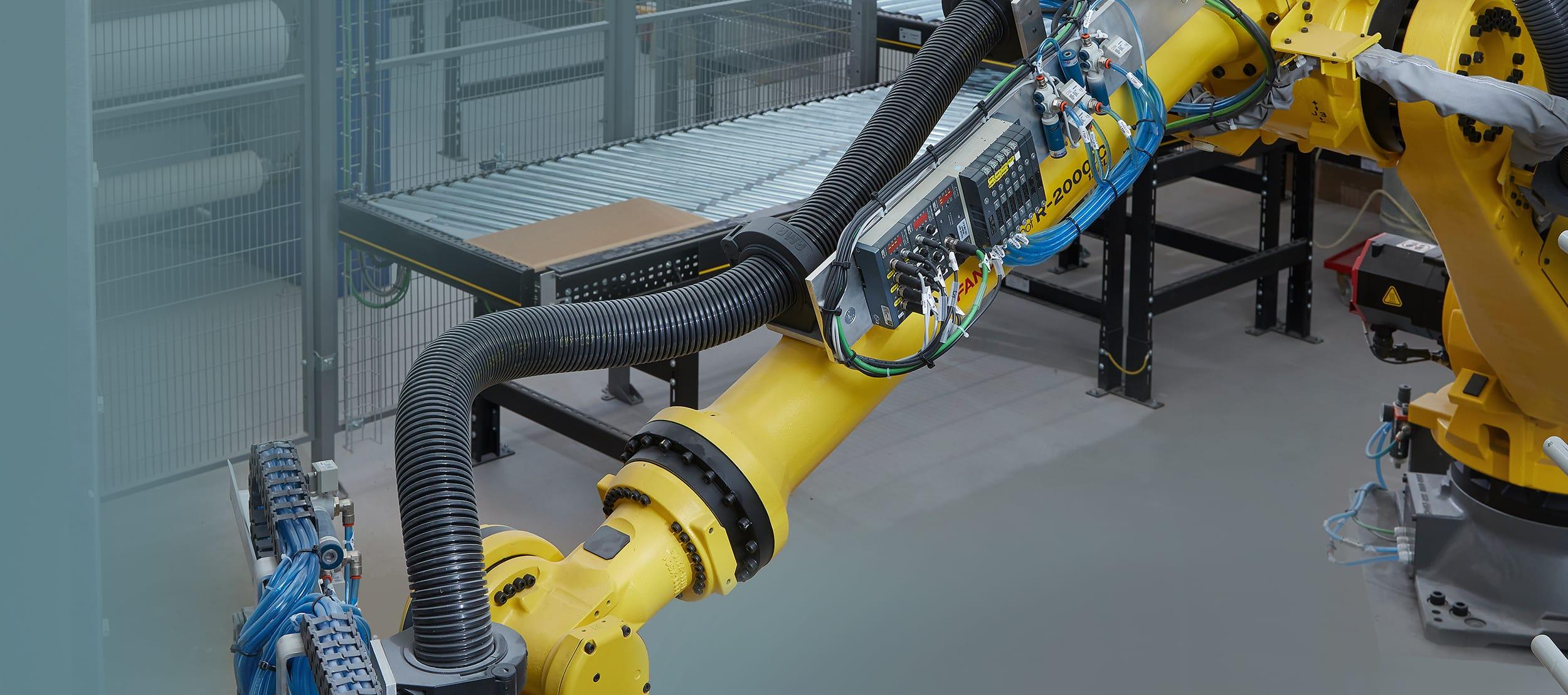FANUC Robot automatiserer produktion