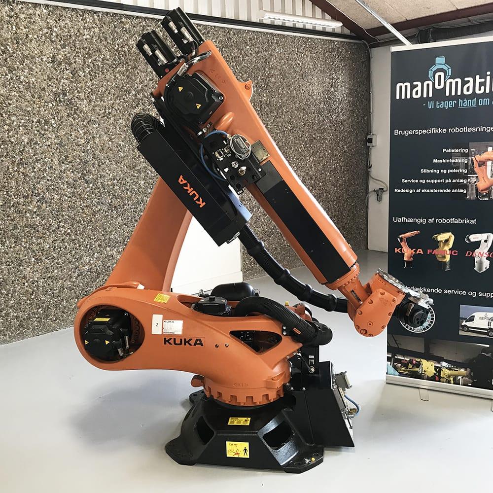 KUKA robot arm