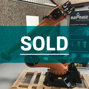 Buy and save on used industrial robots for your production